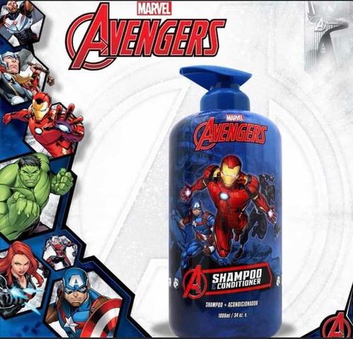 Shampoo Avengers