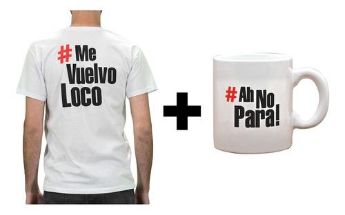 Sale Off: Promo Verano Taza + Remera