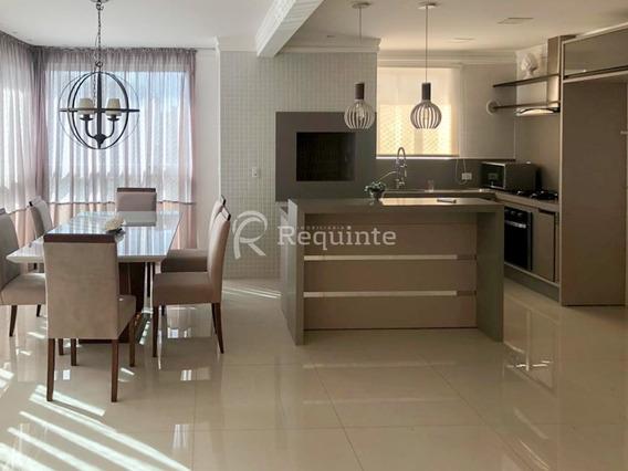 Apartamento Duplex Mobiliado 4 Suítes Em Itapema - 1731