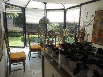 Casa En Venta Con Jardin Lomas De Tecamachalco.