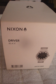 Nixon The Driver - Exclusivo 988815390 Otimopresente