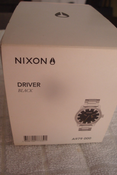 Nixon The Driver - Exclusivo 988815390 Otimopresente