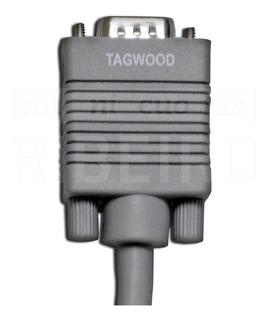 Cable Vga Tagwood Hvga02