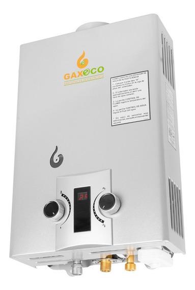 Boiler De Paso Gaxeco Electrico Calentador De Agua Gas Lp