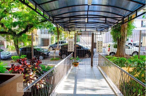 Apartamento Para Aluguel - Petrópolis, 3 Quartos, 101 - 893022563