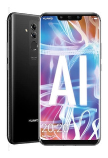 Huawei Mate 20 Lite Dual Sim 64 Gb Negro (4g Ram)