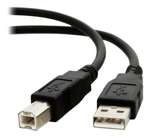 Imagen 1 de 2 de Cable Usb 2,0 Para Impresora