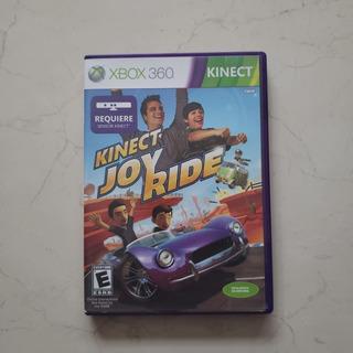 Kinect Joy Ride Para Xbox 360.