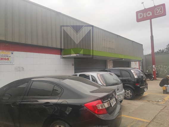 Comercial Para Aluguel, 0 Dormitórios, Jardim Presidente Dutra - Guarulhos - 1301