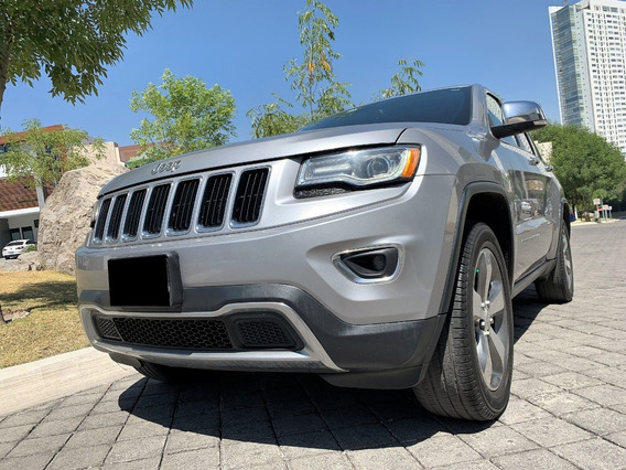 Jeep Grand Cherokee Limited Lujo V6 2015