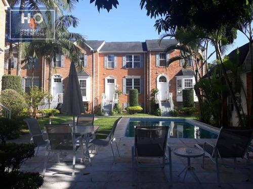 Casa À Venda, 230 M² Por R$ 1.400.000,00 - Brooklin Paulista - São Paulo/sp - Ca0141