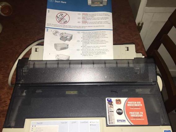 Impresora Fiscal Epson Lx-300