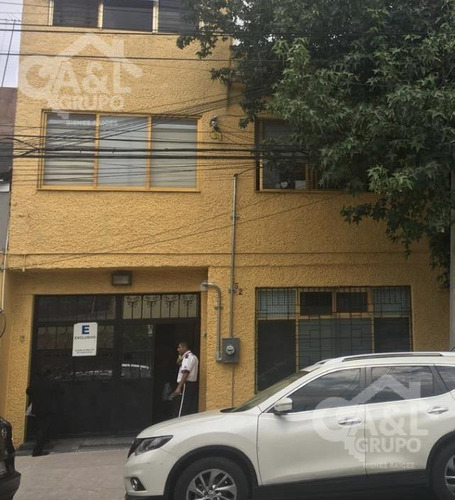 Imagen 1 de 15 de Edificio Comercial - Vertiz Narvarte