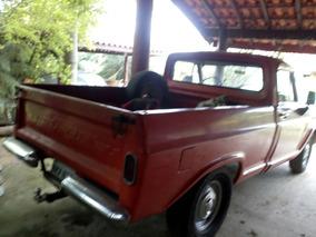 Chevrolet. Caminhonete C10. Original