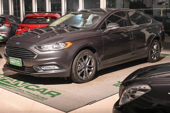 Ford Fusion Sel 2.0 Gtdi 16v (teto Solar) Aut./2017