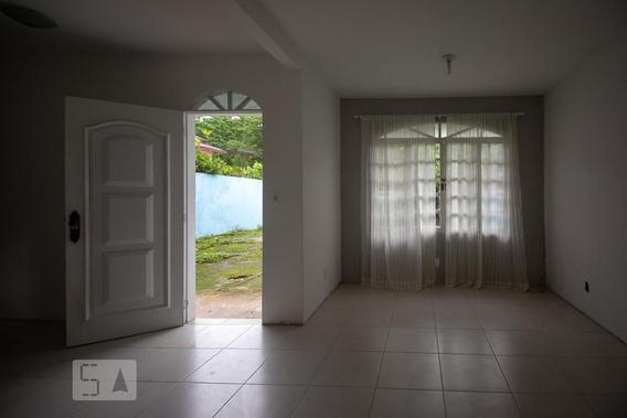 Casa Mobiliada Com 2 Dormitórios E 5 Garagens - Id: 892987828 - 287828
