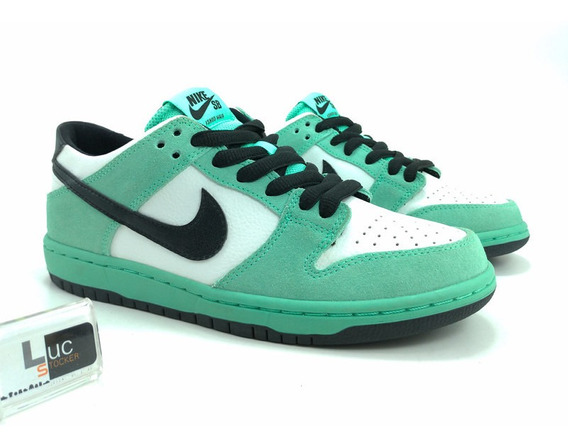 Tênis Nike Dunk Low Sea Crystal Original