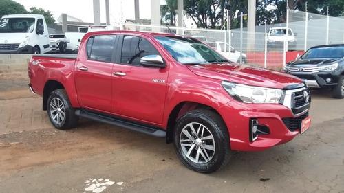 Toyota Hilux Srv Cd Dsl 4x4