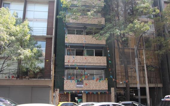 Moderno Departamento Con Estructura Antisimica En La Colonia Cuauhtemoc