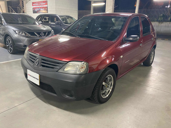 Renault Logan Familier 1.4cc Sin Aire