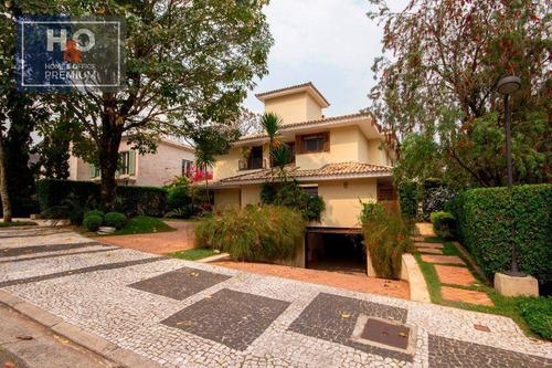 Imagem 1 de 30 de Casa Com 4 Dormitórios À Venda, 631 M² - Vila Morumbi - São Paulo/sp - Ca0339