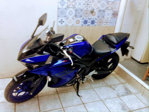 Yamaha Yzf R3 321cc