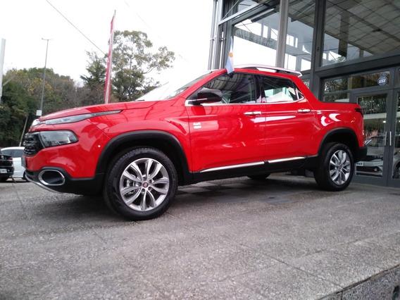 Nueva Fiat Toro Volcano My19 Descuento $207.000 Juli0km..!!!