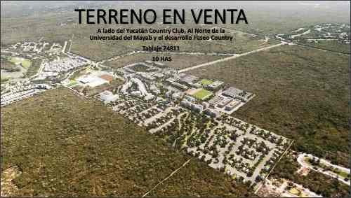 Terreno En Venta Norte De Mérida Yucatan México