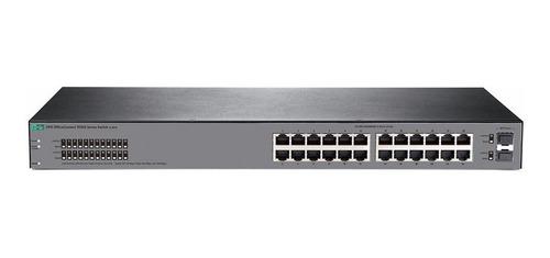 Switch Hp 24 Port Gigabit  2sfp 1920s 24g (jl381a)