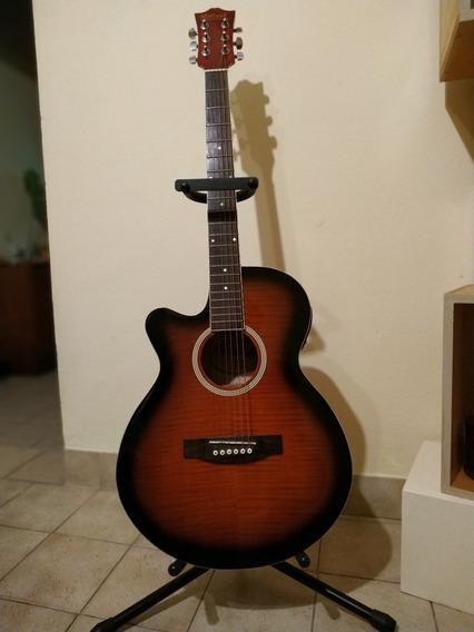 Guitarra Zurda Midland