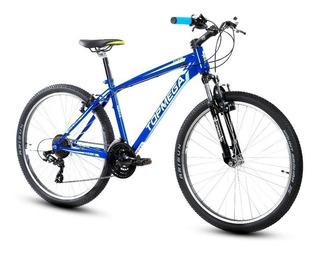 Bicicleta Mtb Top Mega Rowen 26 + Inflador + Led + Inflador