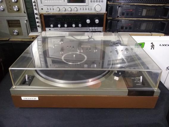 Toca Disco Pioneer Pl 112d Igual Technics Marantz Sansui