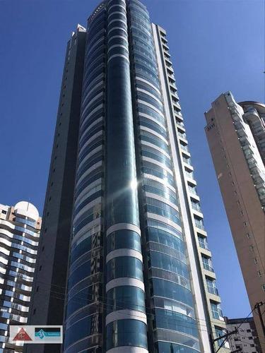 Imagem 1 de 30 de Apartamento Com 4 Dormitórios À Venda, 277 M² Por R$ 3.250.000,00 - Jardim Anália Franco - São Paulo/sp - Ap2663