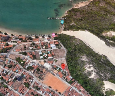 Terreno Em Ponta Negra, Natal/rn De 0m² À Venda Por R$ 140.000,00 - Te210432