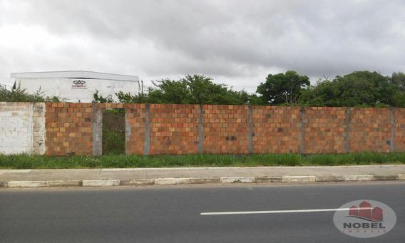 Terreno Localizado(a) No Bairro Av. Noide Cerqueira Em Feira De Santana / Feira De Santana - 4511