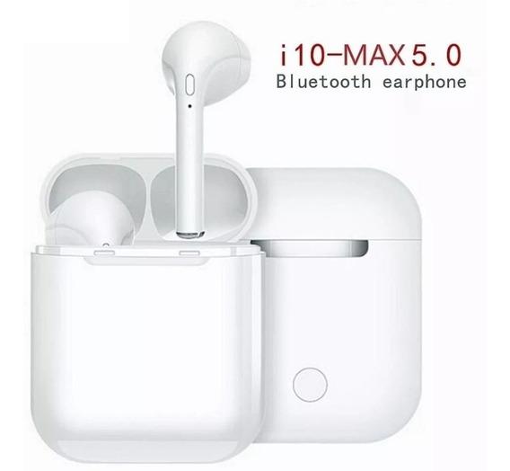 Tws I10 Max 5.0 - Fone De Ouvido Wireless Sem Fio Bluetooth