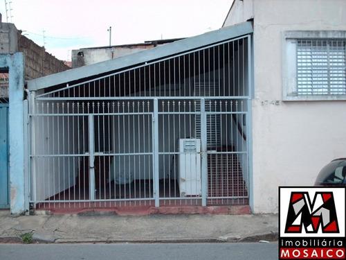 Imagem 1 de 8 de Casa Residencial Ou Comercial No Centro Da Cidade, Com Edícula, Desocupada - 92661 - 4491773