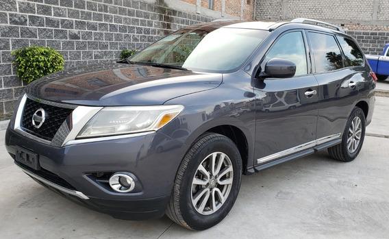 Nissan Pathfinder Advance 2013