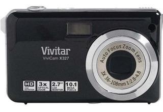 Vivitar Vivicam X327cámara Digitalcompacta10,1m