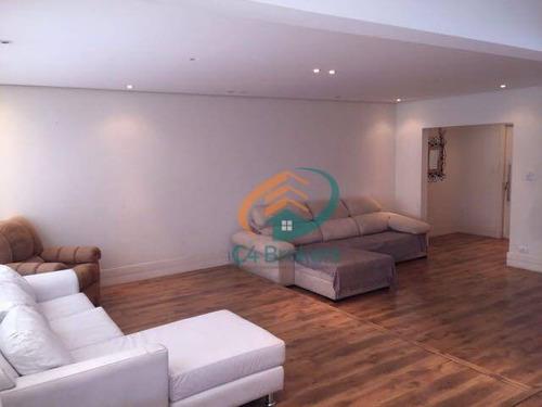 Apartamento Com 4 Dormitórios À Venda, 156 M² Por R$ 750.000,00 - Mooca - São Paulo/sp - Ap3574