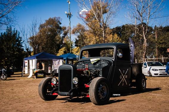 Ford A 1933 Rat Rod Hot Rod Pickup