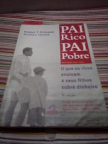 Livro Pai Rico Pai Pobre! 8° Edicão! Estado Muito Bom!