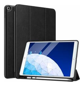 Capa Book Cover iPad Air 10,5 3ª Geração 2019 Porta Caneta