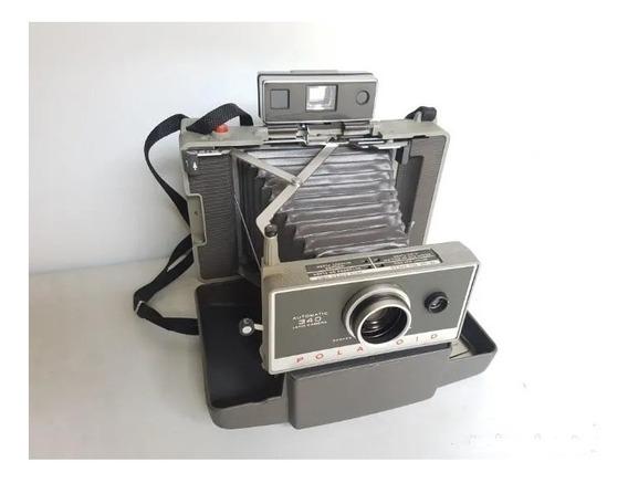 Câmera Polaroid Automática 340 Land