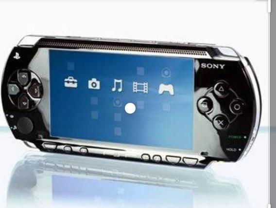 Psp Sony Playstation Video Game Original 40 Jogos Usado