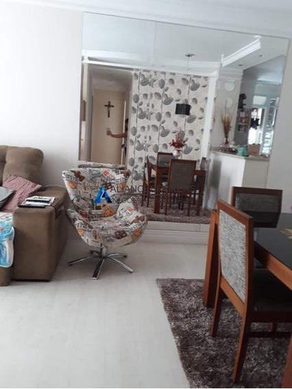 Apartamento A Venda 70m² Com 3 Dormitórios - Jd Pacaembu - Sp - Ap03827 - 34500263