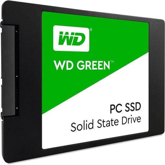 Disco Solido Ssd Wd Green 480gb Western Digital Sata Tucumán