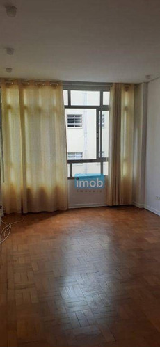 Imagem 1 de 16 de Apartamento Com 2 Dormitórios À Venda, 73 M² Por R$ 455.000,00 - Boqueirão - Santos/sp - Ap8004
