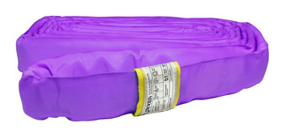 Eslinga Redonda Sin-fin Color Violeta, Largo 1 M Er11 Urrea
