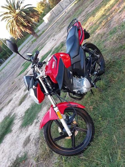Yamaha Yx 125